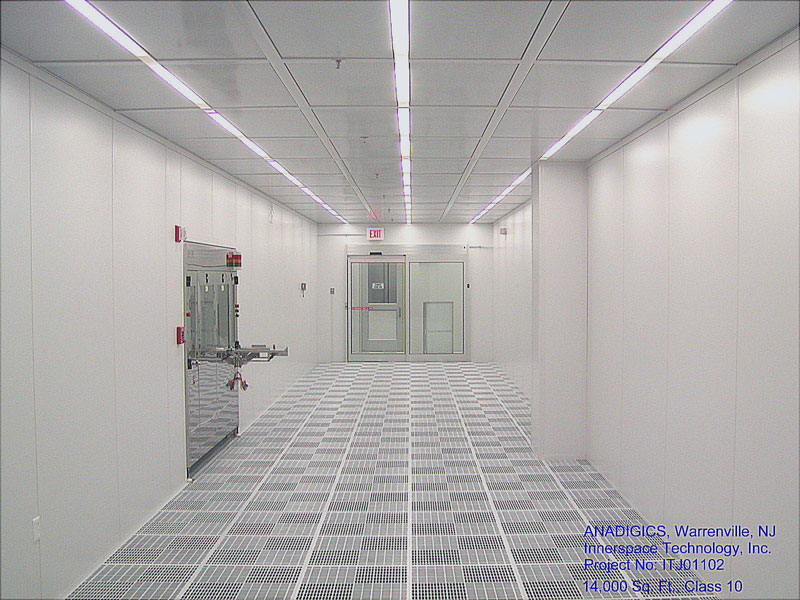 Nuclear Consultant Group Inc Clean Room Design and Installation